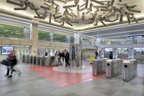 Beurs metrostation - BPC
